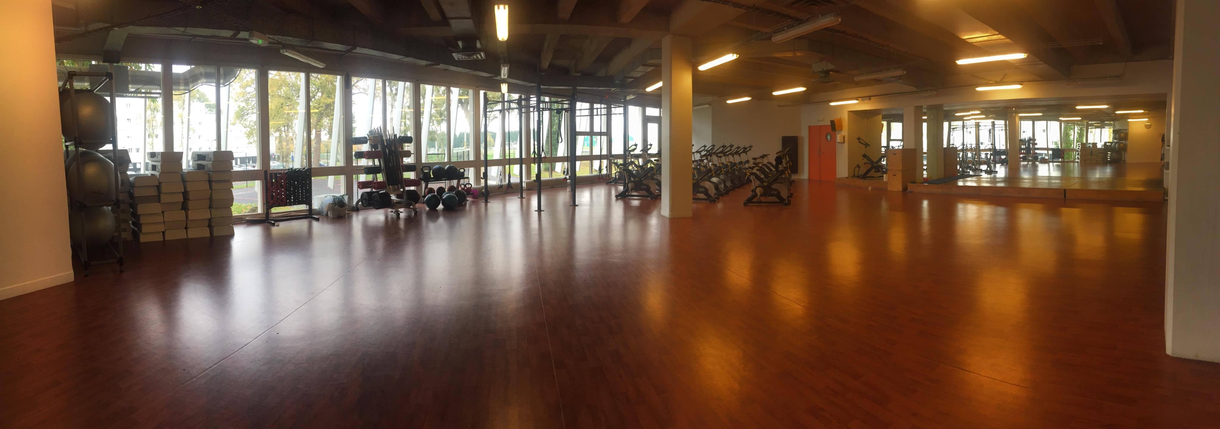 salle de fitness mont-saint-aignan