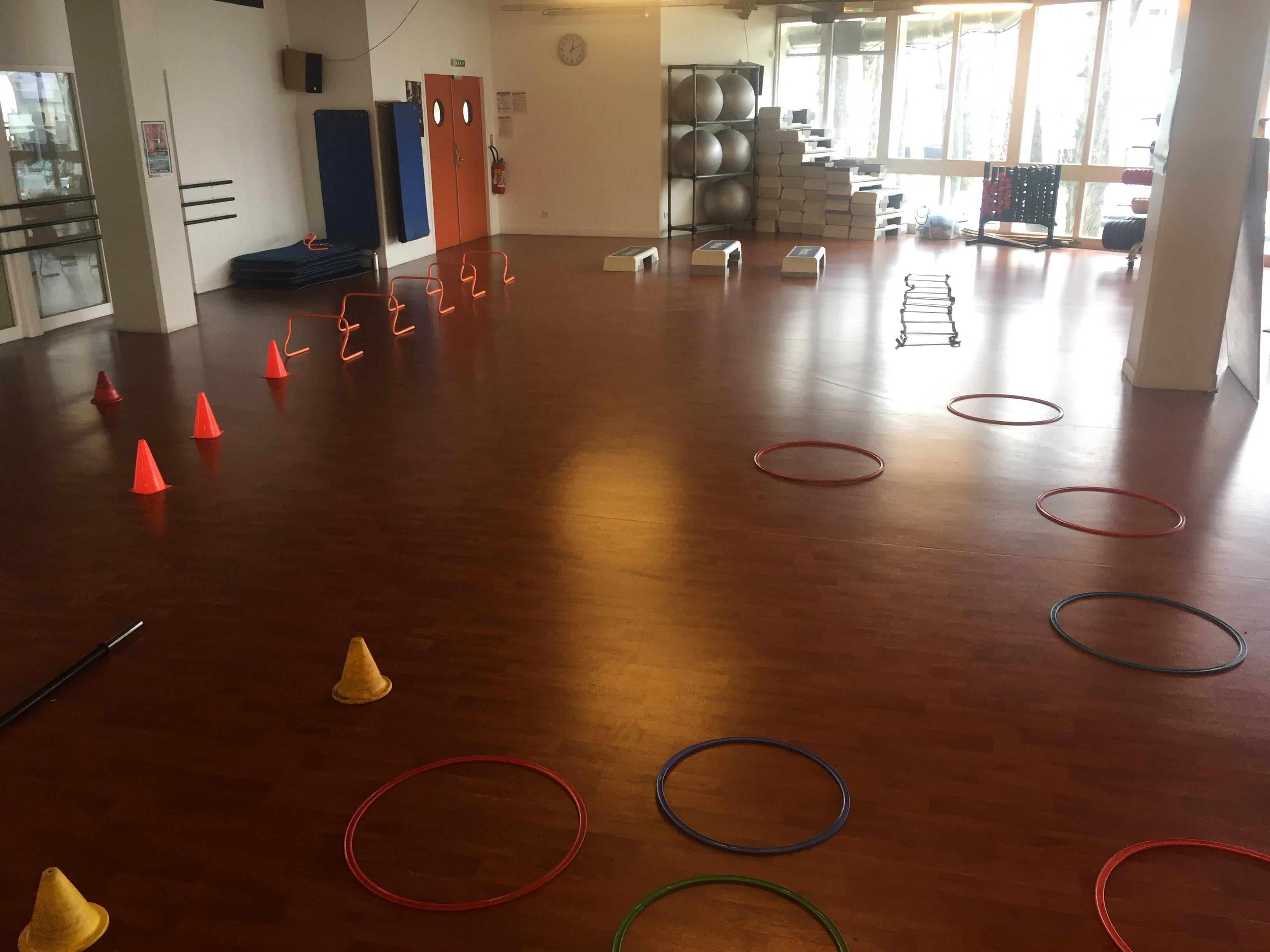 circuit ludique pour enfants a Mont-Saint-Aignan
